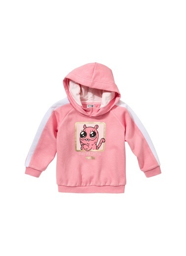 Puma Puma 58174774 Monster Hoody T-Shirt Pembe